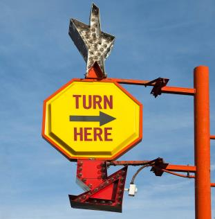 turn-here-sign-